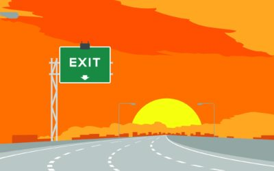 The 2-pronged exit method